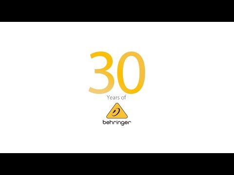 30 Years of Behringer