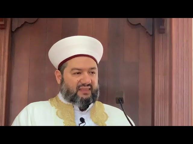 خطبة الجمعة من مسجد السلام في سدني | ولادة سيدنا عيسى عليه الصلاة والسلام | 18-12-2020