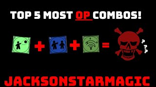 TOP 5 MOST OP COMBOS! #1| Roblox Elemental Battlegrounds