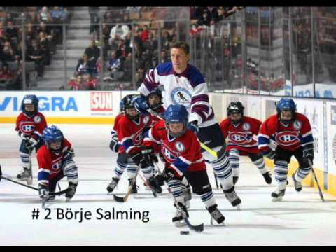 Top 10 swedish hockey players