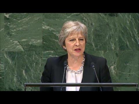 🇬🇧 United Kingdom - Prime Minister Addresses General Debate, 73rd Session