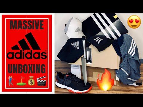 Massive Adidas Unboxing!