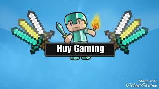 Title intro tặng Huy Gaming /Fan art của LDT/like