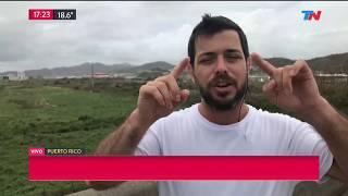 El Huracán María Dejó 30 Muertos En Puerto Rico Y El Caribe