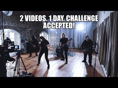 Ascend The Hollow - 2 Videos 1 Day Challenge! (Vlog)