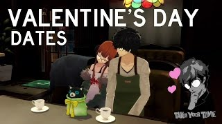 Persona 5 - All Valentine