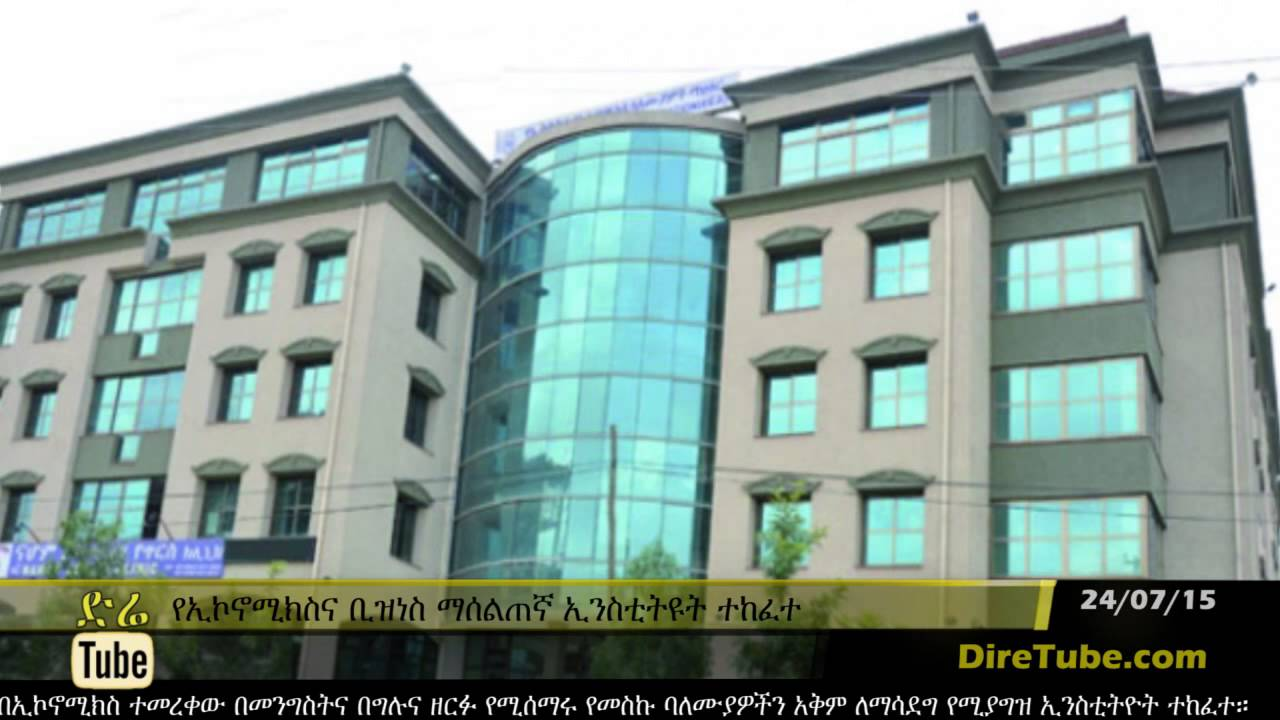 Institute for Economics and Business launched in Addis Ababa