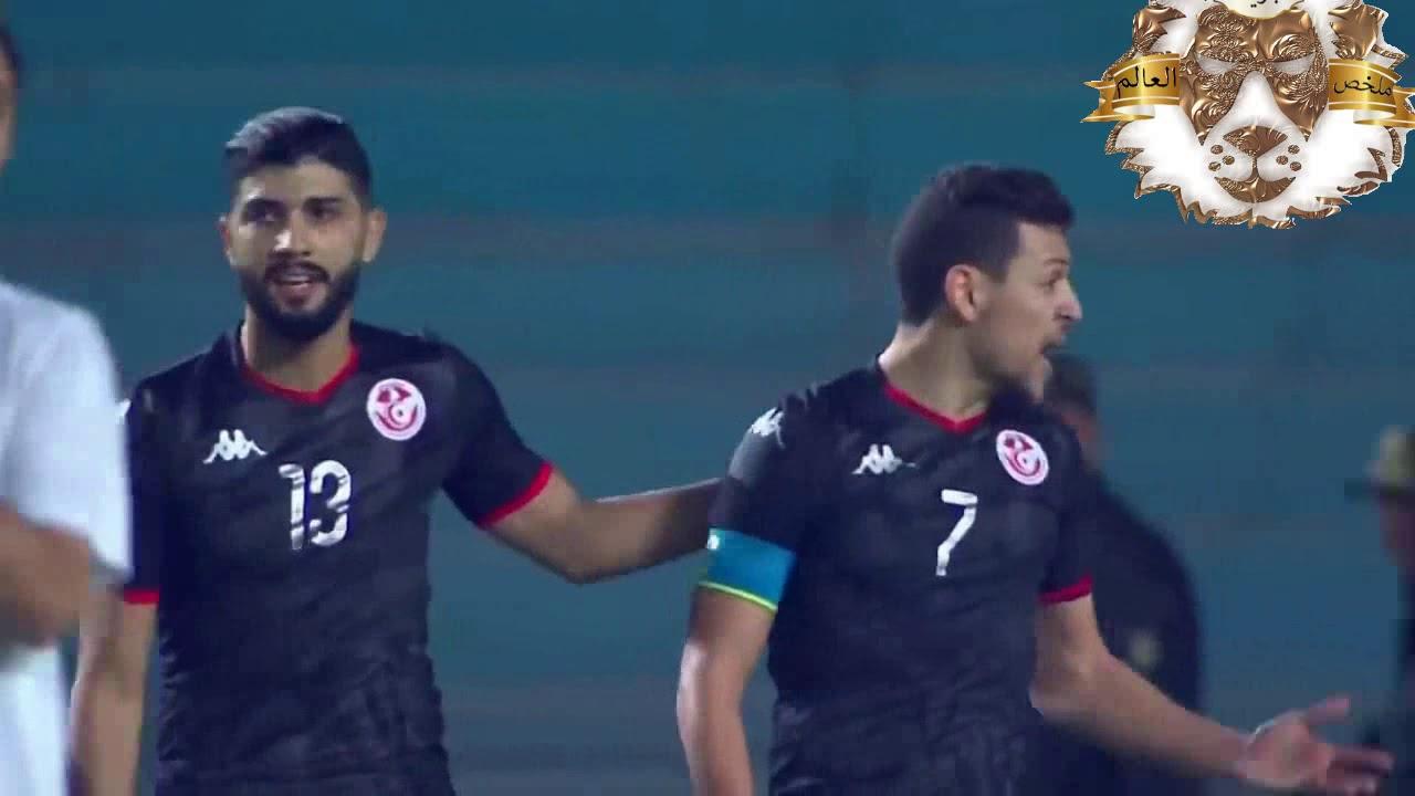 ملخص مباراة تونس وليبيا 4-1 تألق نسور قرطاج  - مباراة المتعة تصفيات المؤهلة لكأس أفريقيا