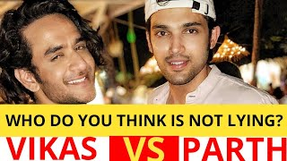 Parth Samthan VS Vikas Gupta | Glam Up