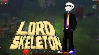 Lord Skeleton: Livestream: Torchlight 2 (1) (11.11.2017)