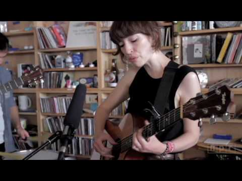 Daughter - NPR Music Tiny Desk - Youth