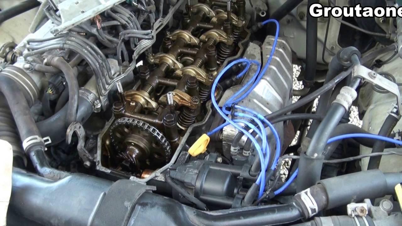 toyota 22re valve adjustment [ 1280 x 720 Pixel ]