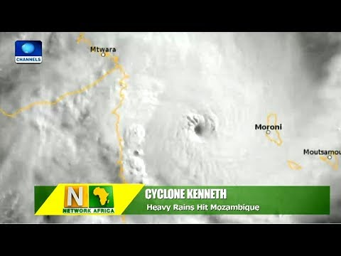 Death Toll Rises As Cyclone Kenneth Hits Mozambique |Network Africa|