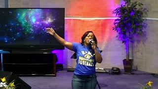 "Pastor C. Anthony Green Jr. ""The Winning Team"" Rom. 8:31-39 - 2/07/21"