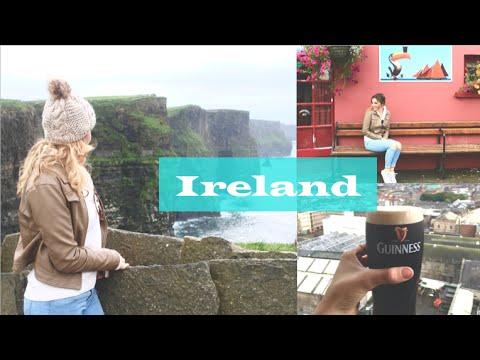 IRELAND TRAVEL DIARY | Elizabeth Ashley
