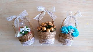 Making Wedding Candy  From Egg Carton-Yumurta Kolisinden  Nikah Şekeri Yapılışı