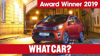 Kia Picanto – why it's our 2019 City Car of the Year | What Car? | Sponsored