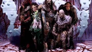 Lordi - (Loud And Loaded) Lyrics.