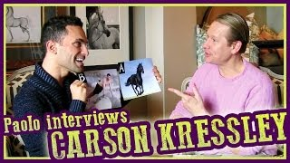 At home with Carson Kressley!