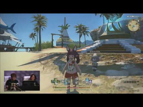 Final Fantasy XIV: Stormblood - Swimming and Diving  (PS4/PC)