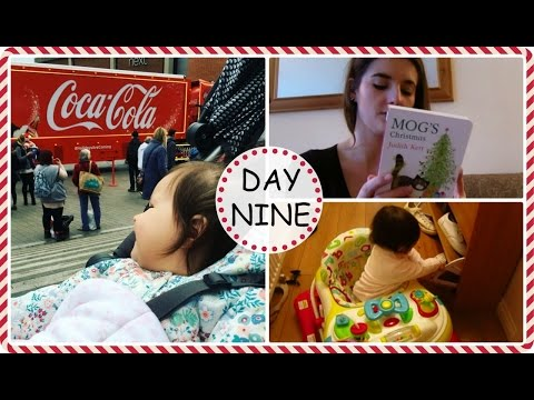 Visiting The Coca Cola Truck! | VLOGMAS
