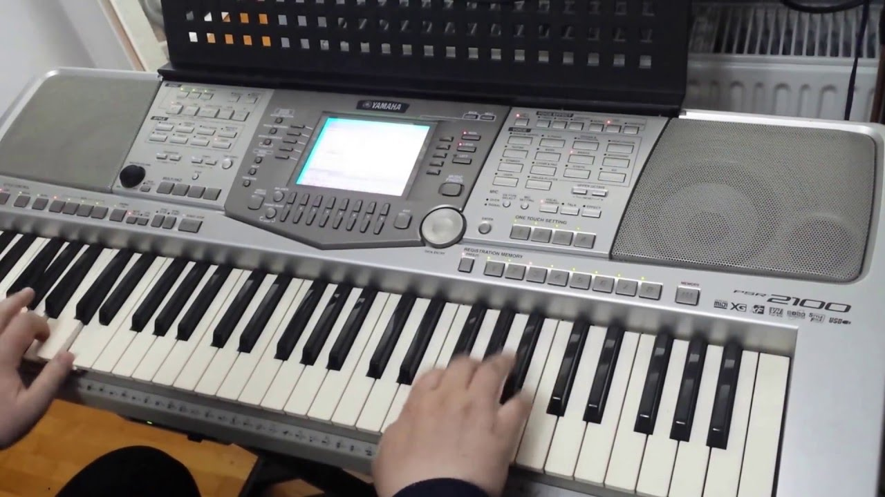 mars yamaha psr 2100 youtube rh youtube com Yamaha PSR- 1500 Keyboard Newest Yamaha Keyboard