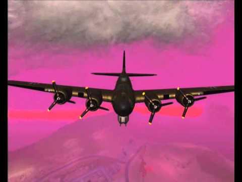 B-17 g Flying Fortress (Nightfighter version)