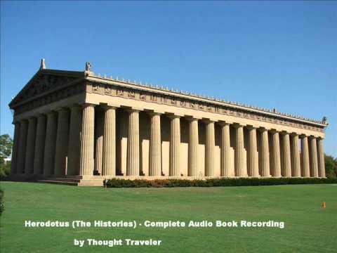 Herodotus (The Histories) - Complete Audio Book Recording (Book IV Melpomene 1 of 2)