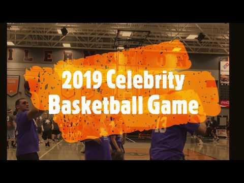 BVC Celebrity Basketball Game