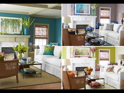 52+ Best Color Combination Ideas For Living Room