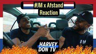 DopeBwoy - Afstand x Broederliefde - #JM Reaction @Harveydontv @Raymanbeats