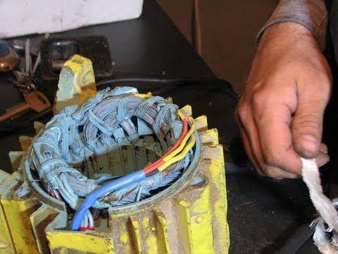 видео: Как переделать двигатель 380 на 220 вольт \how to remake the motor from 380 to 220