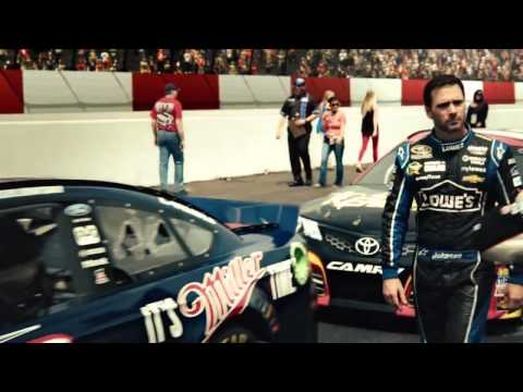 NASCAR ON ESPN SPRINT Cup Series Commercial 2013   Generations