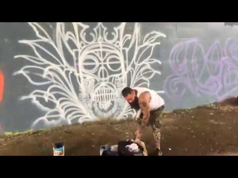SDK LIVE! #1 part 1 of 2 - Graffiti