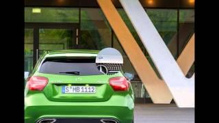 видео Новый Mercedes A-Class 2016: характеристики