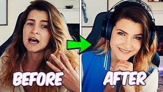 HOW TO LOOK LIKE A TWITCH BADDIE! KittyPlays Makeup Tutorial