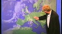 Einweihung der Wetterstation in Dahme/Mark 1998