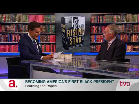 Becoming America's First Black President