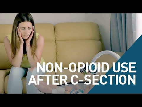Non-Opioid Use for Pain After C-sections