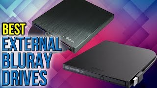 7 Best External Bluray Drives 2017