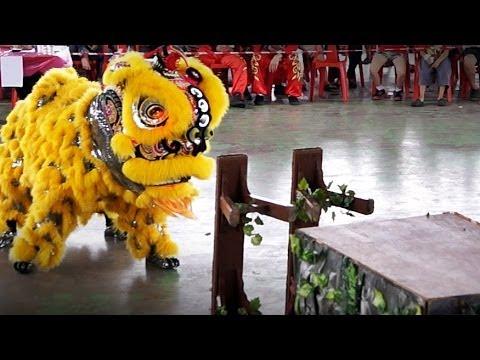 Ampang Fishing Club Lion Dance - 8.53 (Second Place)
