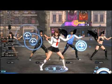 Mstar - Gangnam style (prof) [reborn crew]