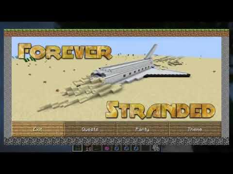 Minecraft Forever Stranded Modpack