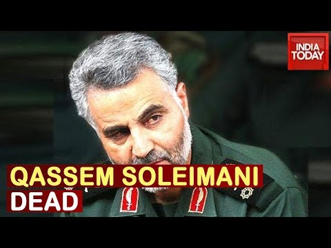 Mideast On The Boil: US Airstrike Kills Iranian Commander Qassem Soleimani