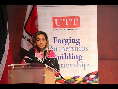 Dr. Charusheela Andaz Keynote Presentation at the Inaugural Caribbean Cancer Survivorship Conference