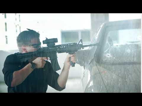 Heavy Combat Rain -  Sony Vegas CGI