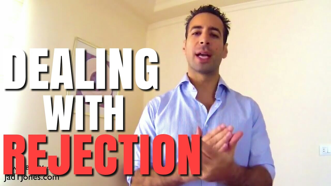 how to deal with rejection from a guy
