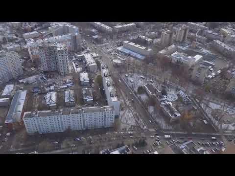 Обзорное видео центра Ивантеевки: новостройки и вторичное жильё