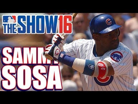 MLB The Show 16 Legends Player Lock Ep.108:  Sammy Sosa