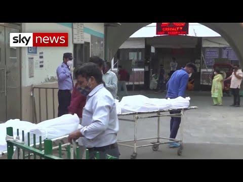 COVID-19: Delhi hospital